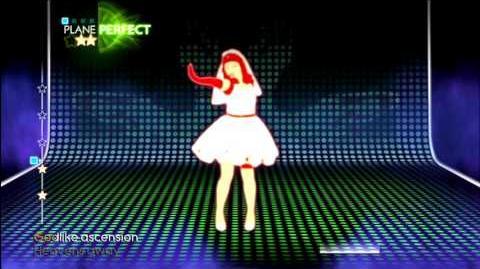 Crucified MashUp Just Dance 4