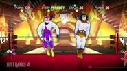 Europe - The Final Countdown Just Dance 4 Gameplay