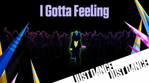 I Gotta Feeling - Just Dance Now (No GUI)