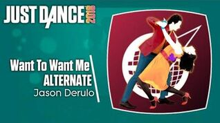 Just Dance 2018 (Unlimited) Want To Want Me - Alternate (Versão de casal)