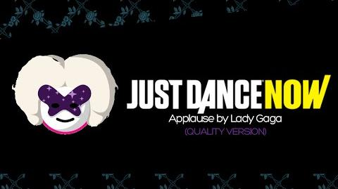 Just Dance Now - Applause by Lady Gaga 5* Stars (1st Video Quality Version Re-post)