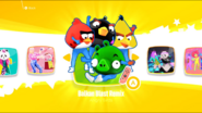 Angrybirds kids menu