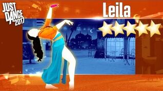 Leila - Just Dance 2017 - Full Gamplay 5 Stars