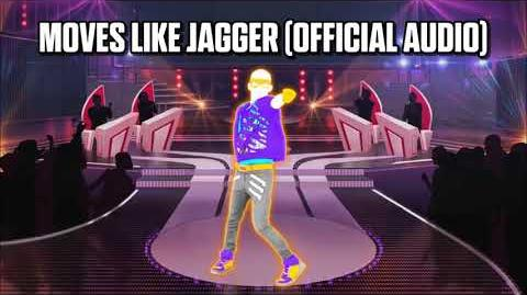 Moves Like Jagger (Official Audio) - Just Dance Music