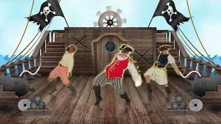 A Pirate You Shall Be - Just Dance Kids 2014 (No GUI)