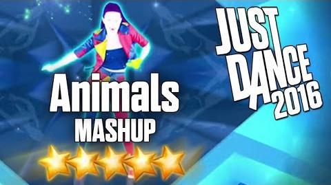 Animals (Mashup) - Just Dance 2016