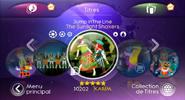 Jumpintheline jd3 menu wii