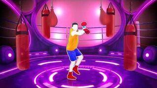 Just Dance Machine - Boxer (No GUI)