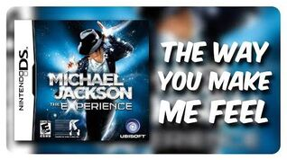 Michael Jackson The Experience (Nintendo DS) - The Way You Make Me Feel (Hard)