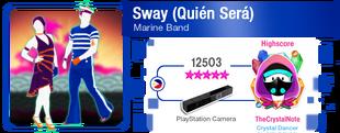 Sway M617Score