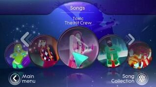 Toxic - Just Dance Best Of