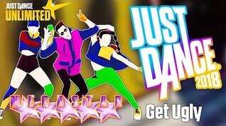Just Dance 2018 - Get Ugly by Jason Derulo