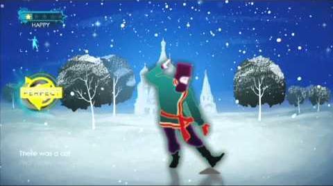 Just Dance 3 Boney M Rasputin