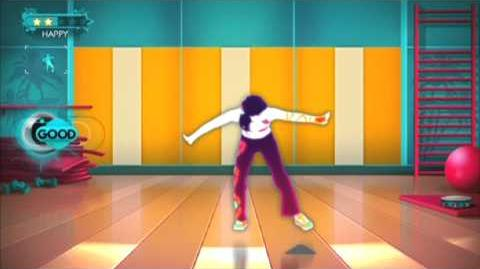 Just Dance 3 Sweat Invaders Merengue