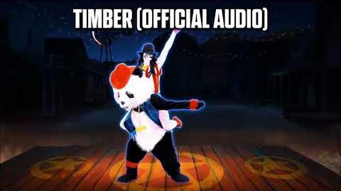 Timber (Official Audio) - Just Dance Music