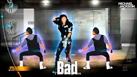 Bad - Michael Jackson The Experience (Wii)