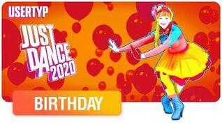 Birthday - Just Dance 2020