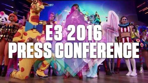 Just Dance 2017 E3 2016 Press Conference Presentation – Official US