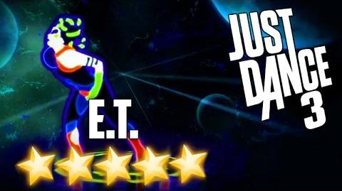 Just Dance 3 - E.T