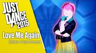 Love Me Again (Mashup) - Just Dance 2015-0