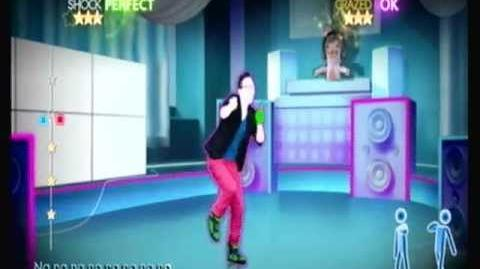 Make The Party (Don't Stop) - Just Dance 4 (NTSC Wii graphics)