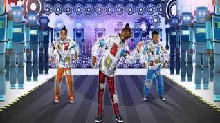 The Robot Song - Just Dance Kids 2 (No GUI)