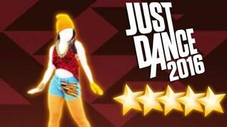 5☆ stars - Can't Get Enough - Just Dance 2016 - Kinect