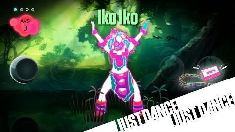 Iko Iko - Just Dance 2