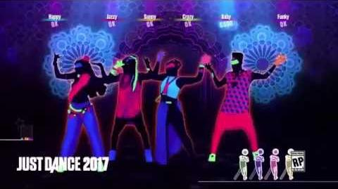 Just Dance 2017 - Lean On (feat