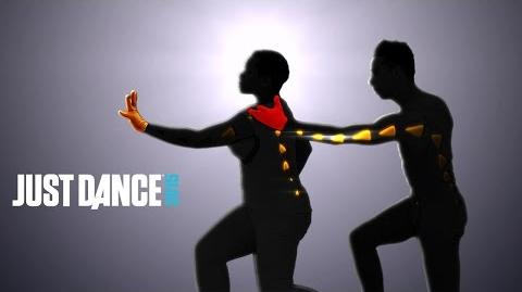 Rihanna - Diamonds - Seated Dance Just Dance 2015 Preview Gameplay