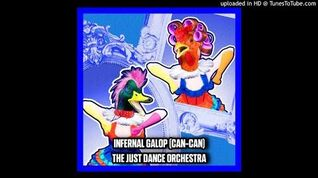 The Just Dance Orchestra - Infernal Galop (Can-Can)