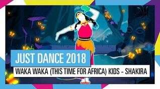 Waka Waka (This Time For Africa) (Kids Mode) - Gameplay Teaser (UK)