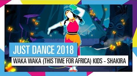 Video - Waka Waka (This Time For Africa) (Kids Mode