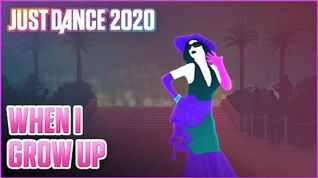 When I Grow Up - Just Dance Now (No GUI)