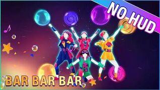 Bar Bar Bar - 舞力全开:活力派 (No GUI)