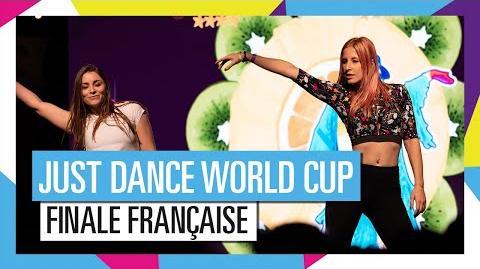 Finale française de la Just Dance World Cup 2019!