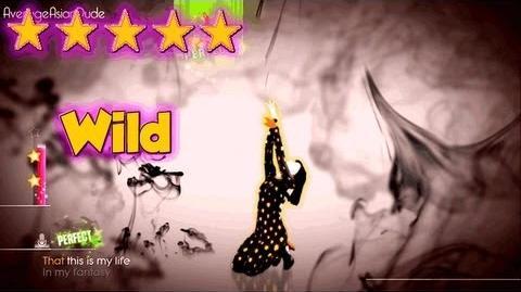 Just Dance 2014 - Wild - 5* Stars