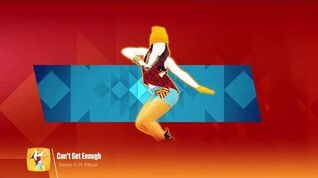 Just Dance 2018 (Unlimited) Can't Get Enough
