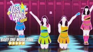 Just Dance Now - Baby One More Time 5 Stars