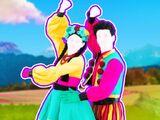 Ona Tańczy Dla Mnie
