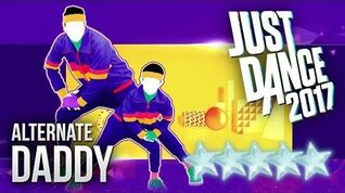 Just Dance 2017 DADDY (Alternate) - 5 stars