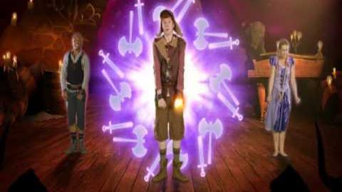 Just Dance Disney - I've Got A Dream (Wii Rip)