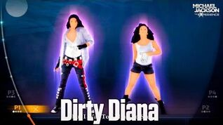 Michael Jackson The Experience - Dirty Diana