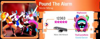 PoundTheAlarm M617Score