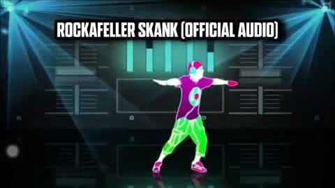 Rockafeller Skank (Official Audio) - Just Dance Music