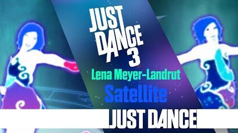 Satellite - Lena Meyer-Landrut Just Dance 3 (PAL)