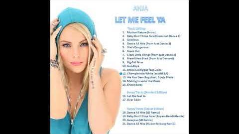 ANJA - Let Me Feel Ya (Album Digest) Coming Soon!