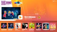 Halloweenquat jdnow menu updated