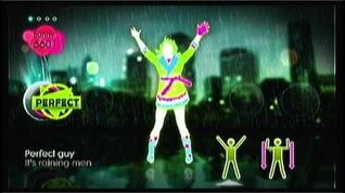 It's Raining Men - Just Dance 2