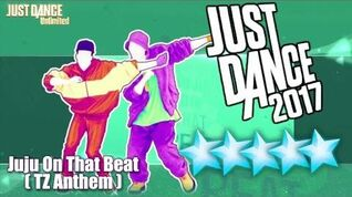 Juju On That Beat ( TZ Anthem ) - 2 Player Gameplay - Just Dance 2017 - Wii U